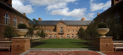 Miller Hall College of William and Mary
