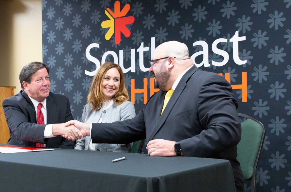 Southeast Health UHS Partner Agreement