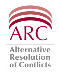 Alternative Resolution of Conflicts
