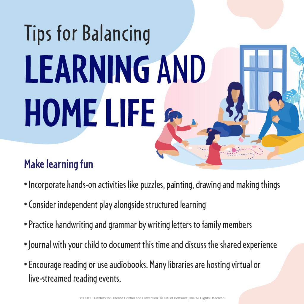 Work/Life balance: make learning fun